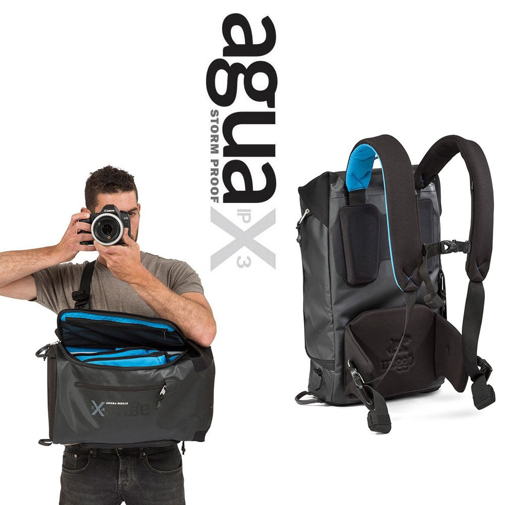 Miggo Agua Stormproof Versa Backpack for large DSLR - DISTEXPRESS.HK