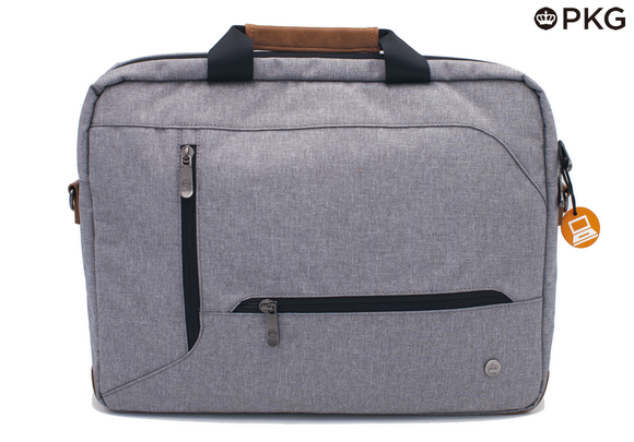 PKG ANNEX MESSENGER BRIEF - LIGHT GREY - DISTEXPRESS.HK