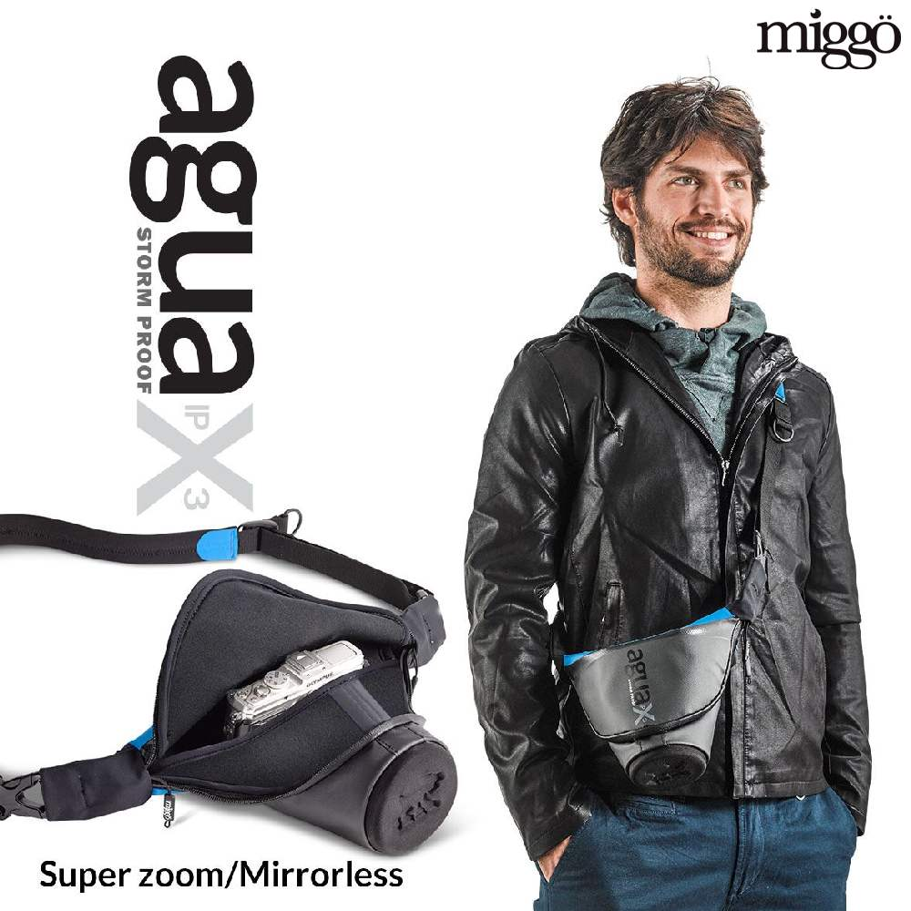 Miggo Agua Quickdraw Stormproof Camera  Holster