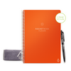 Erasable notebook