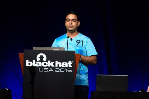 Nikhil Mittal: Offensive PowerShell for Red and Blue Teams and 44CON 2017 Conference