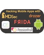 Razvan Sima: The Mobile Application Hacker's Handbook: Live Edition and 44CON 2019 Conference