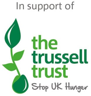 Donation to Trussel Trust