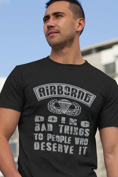 Airborne - Doing Bad Things to People Who Deserve It