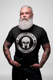 Come and Take Them - Molon labe - Men's T-Shirt