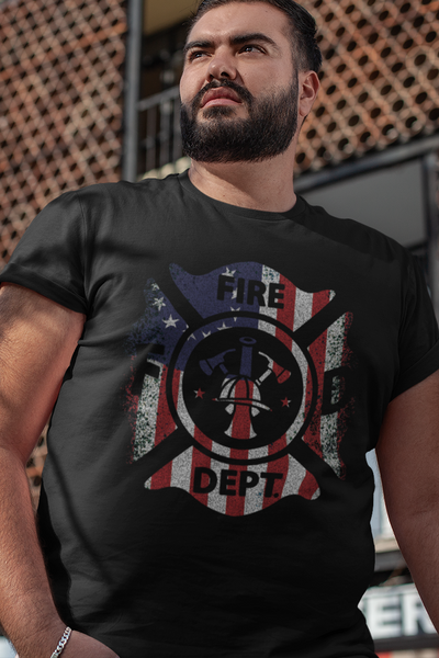 Patriot Fire Department T-Shirt