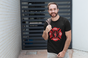 Fire Department Logo - T-Shirt - Men's