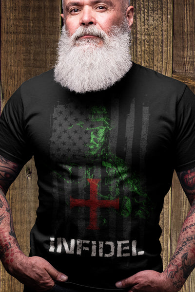 The Infidel - T-Shirt
