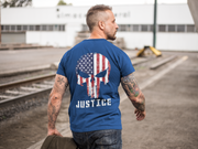 "The ""JUSTICE"" T-Shirt"
