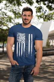 Corrections Flag T-Shirt
