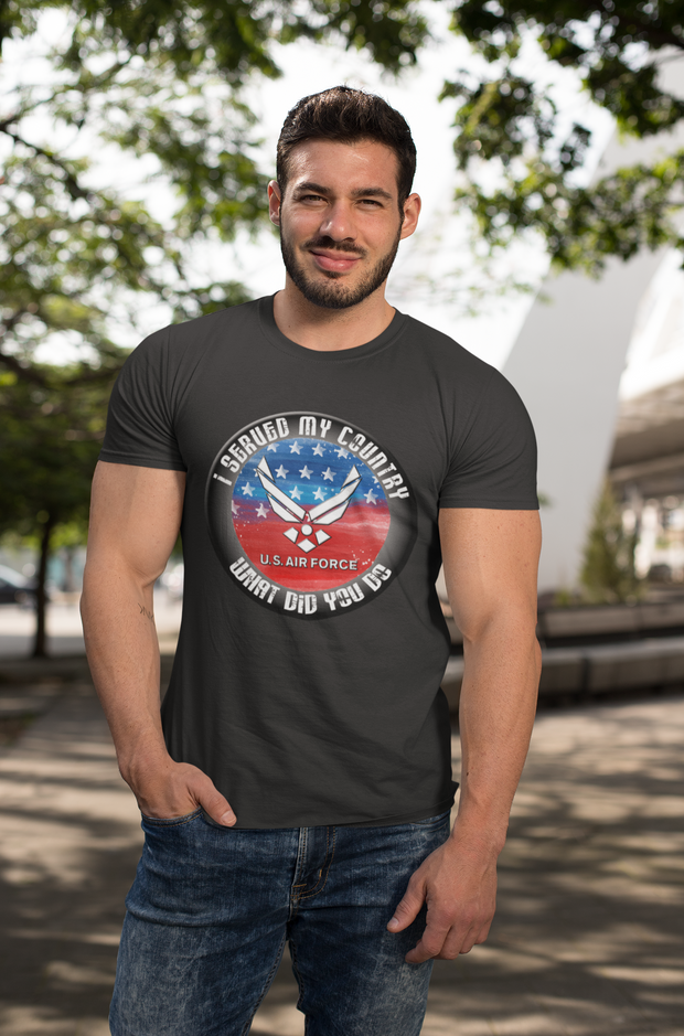 Air Force - I served My Country T-Shirt