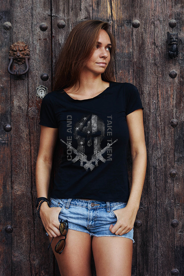 Come And Take Them - T-Shirt - Women's