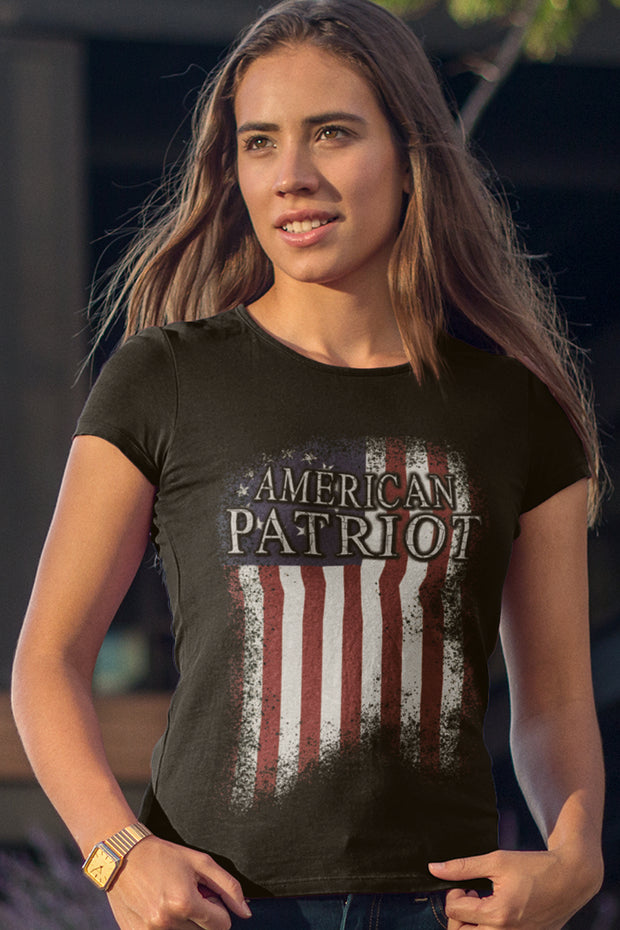 American Patriot T-Shirt - Women's
