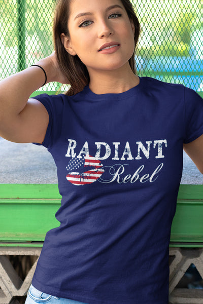 Radiant Rebel - Women's T-Shirt