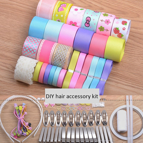 Children's handmade hair accessories