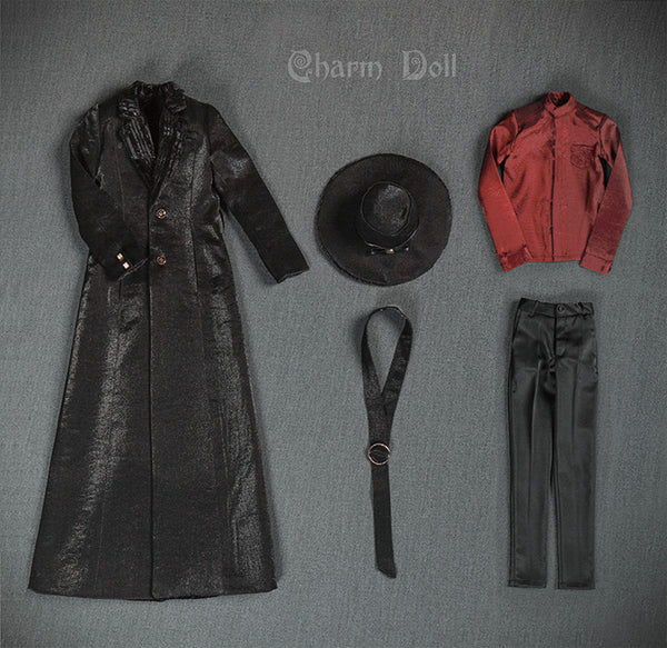 [CharmDoll /CD] BJD doll clothes 1/3 Sean (Shawn) official uniform 71YF-B014