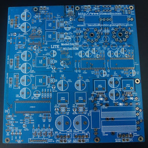 1pcs DAC-50 decoder empty board PCM63