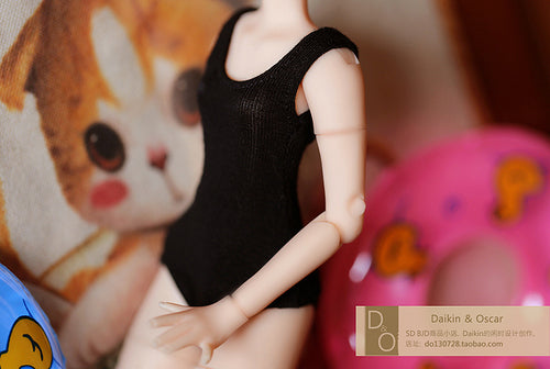 Blythe/ob24/azone 1/6 primary school one-piece swimsuit