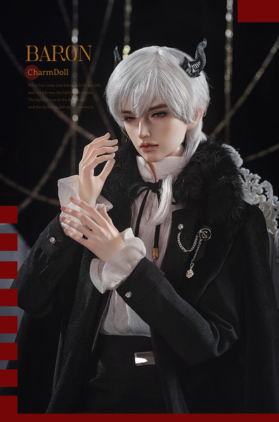 [CharmDoll /CD] BJD doll clothes three points Baron (barron) official uniform 71YF-B015