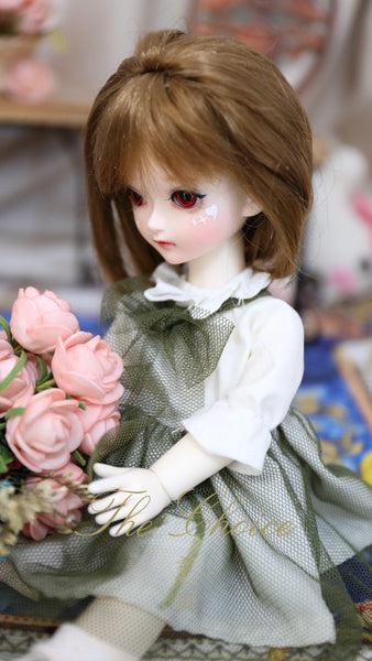 Bjd 1/4, 1/6, 1/3, msd doll clothes dress Lolita Dress