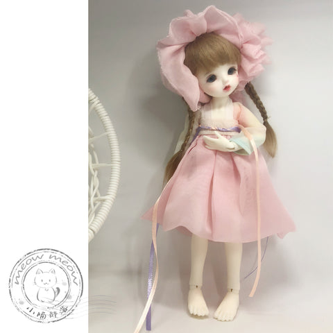 BJD baby clothes material