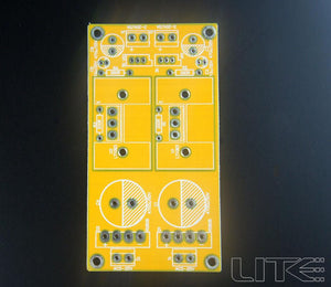 Hifi regulated power supply board