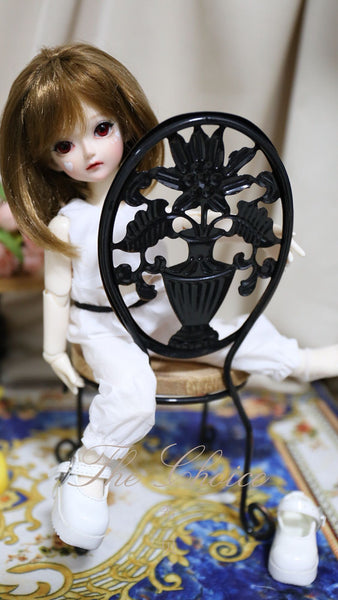Bjd 1/4, 1/6, 1/3, msd doll clothes dress, top pants suit