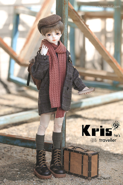[CharmDoll /CD] BJD baby clothes 1/4 Kris (Chris) official uniform 45YF-B005
