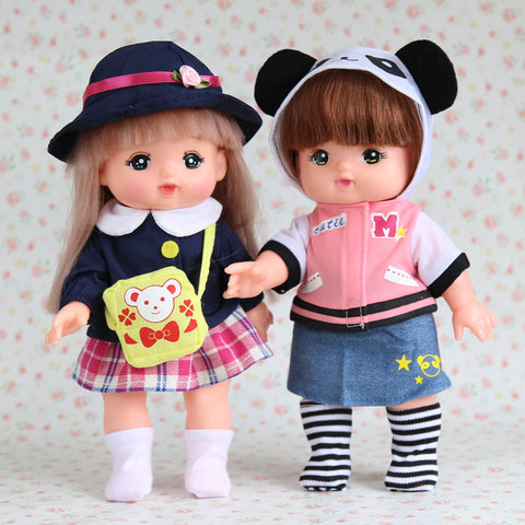 For Mell Chan doll clothes Accessories Cute