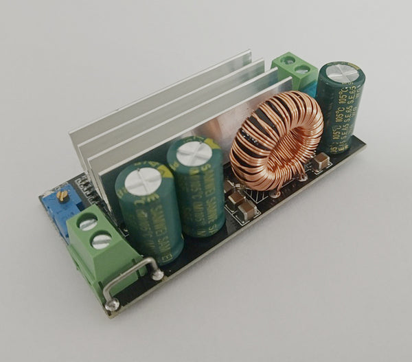 Synchronous DC-DC buck-boost power supply module constant voltage constant current battery charging