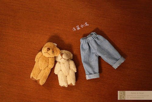 Ob11 baby clothes molly beautiful pig gsc clay people azone1/12, pants