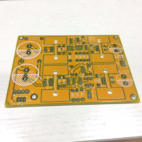 power supply board PCB ±7V