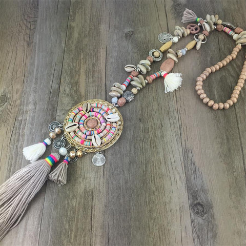Maxi Necklaces for women summer