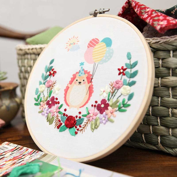 Hoop for Beginner Swing Craft Home Decor
