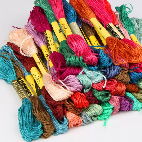 Thread Sewing Skeins Craft Sewing Tool