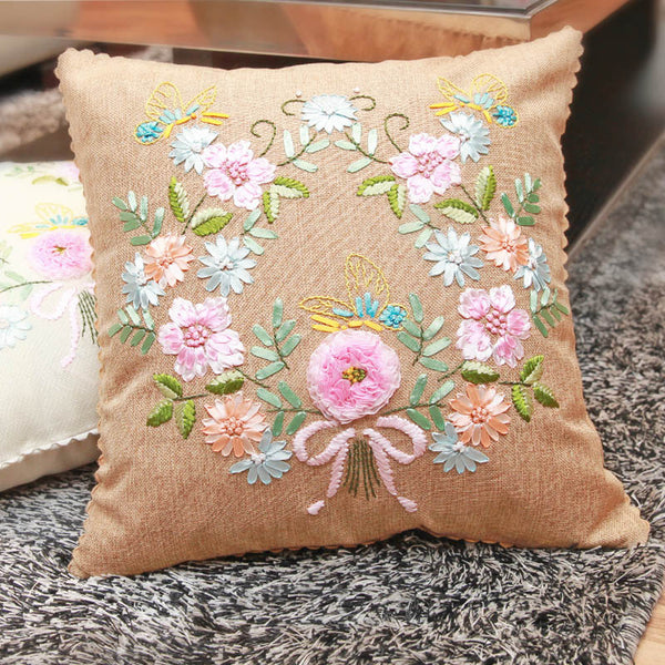 Kits Handmade Sewing Art Flowers Series