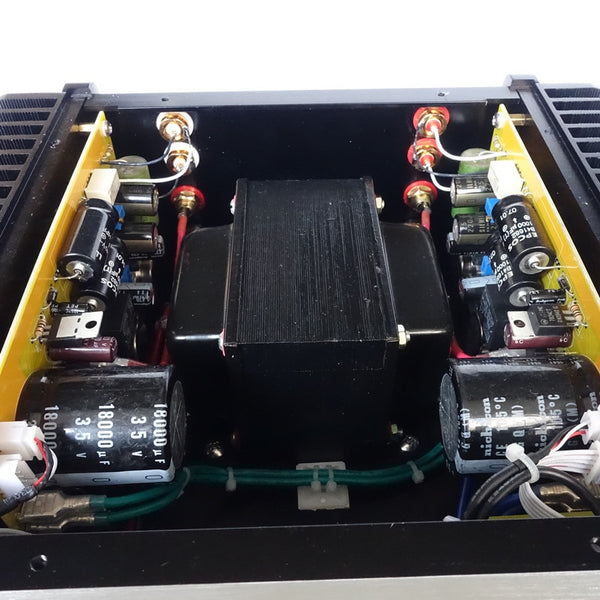 WEILIANG AUDIO class A 1969 power amplifier version 2018