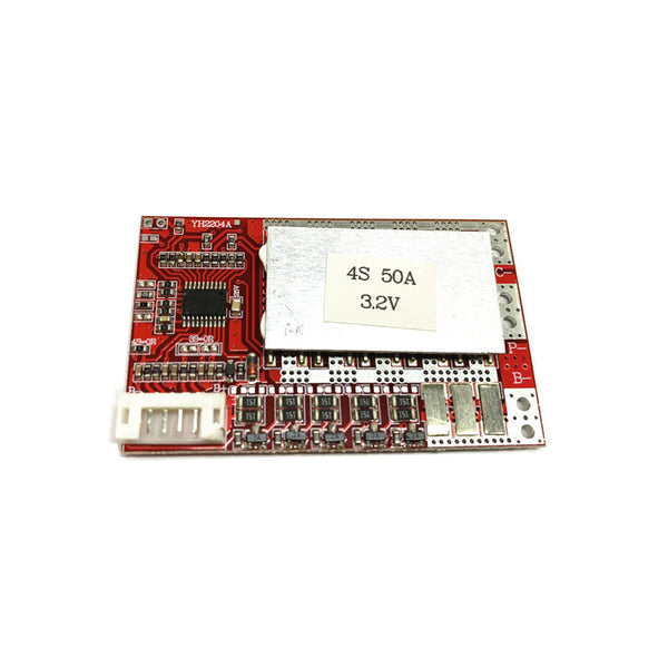 4S 50A BMS Board 3.2V iron phosphate/LiFePO4 battery BMS board with Balance