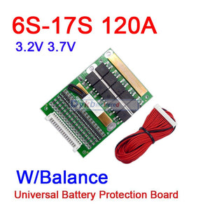 lithium battery protection Board
