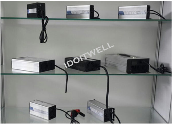 Customized 600W series 12V 25A 24V 20A 36V 12A 48V 10A battery charger