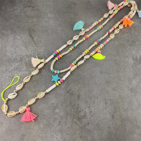 Chain Lanyard boho summer vocation