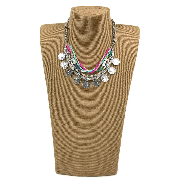 vintage maxi Necklace for women