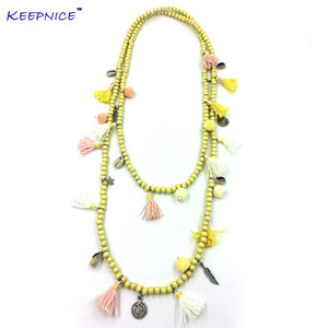 Multi-Layer statement Necklaces