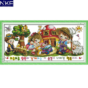 Cross Stitch Sets for Kids