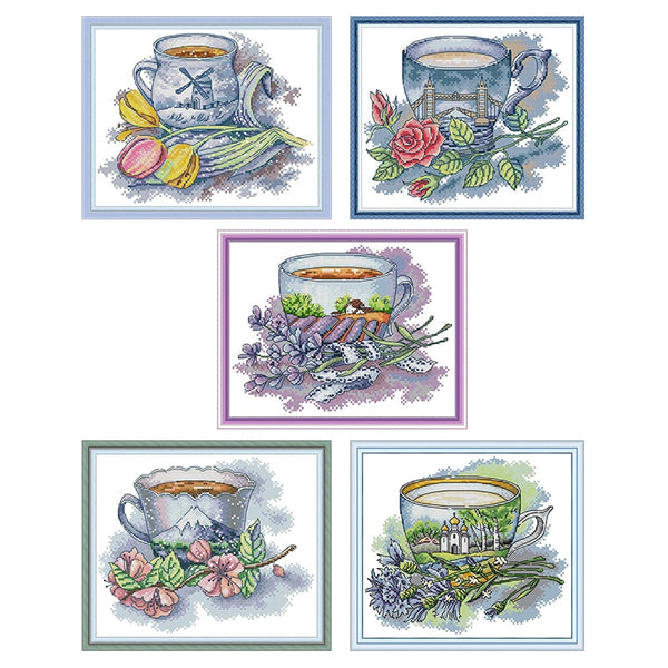 , Embroidery Needlework Crafts