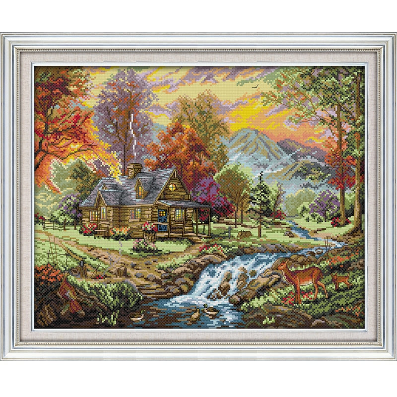 for Embroidery Home Decor Needlework
