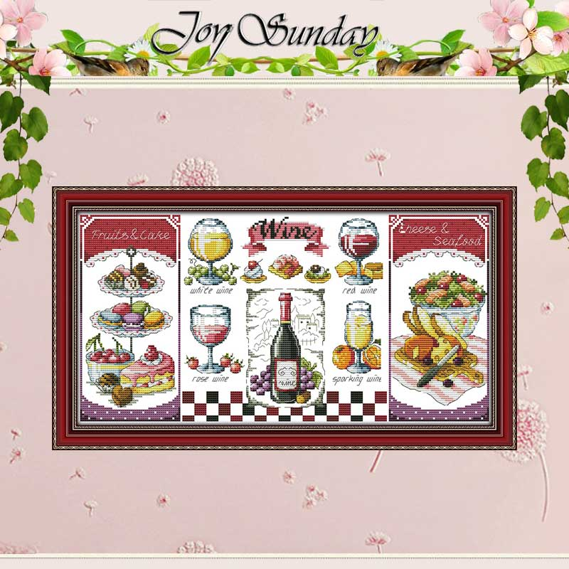 Cross-stitch Kit Embroidery Needlework