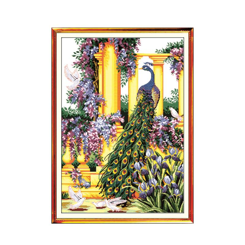 Embroidery Decorative Painting