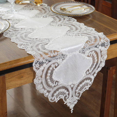 Coffee Table Flag Wedding Decor