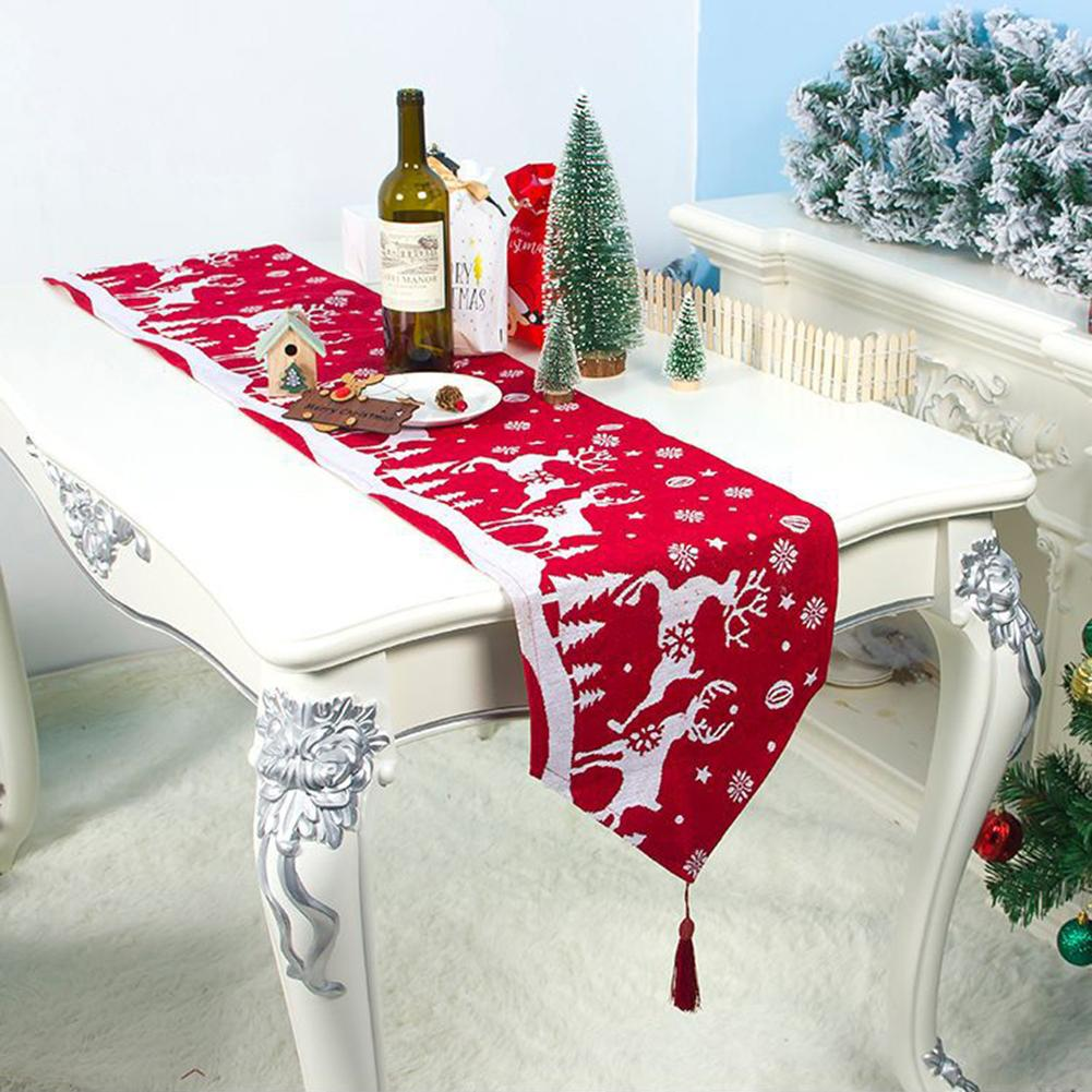 Wedding Christmas Decoration Table Runner